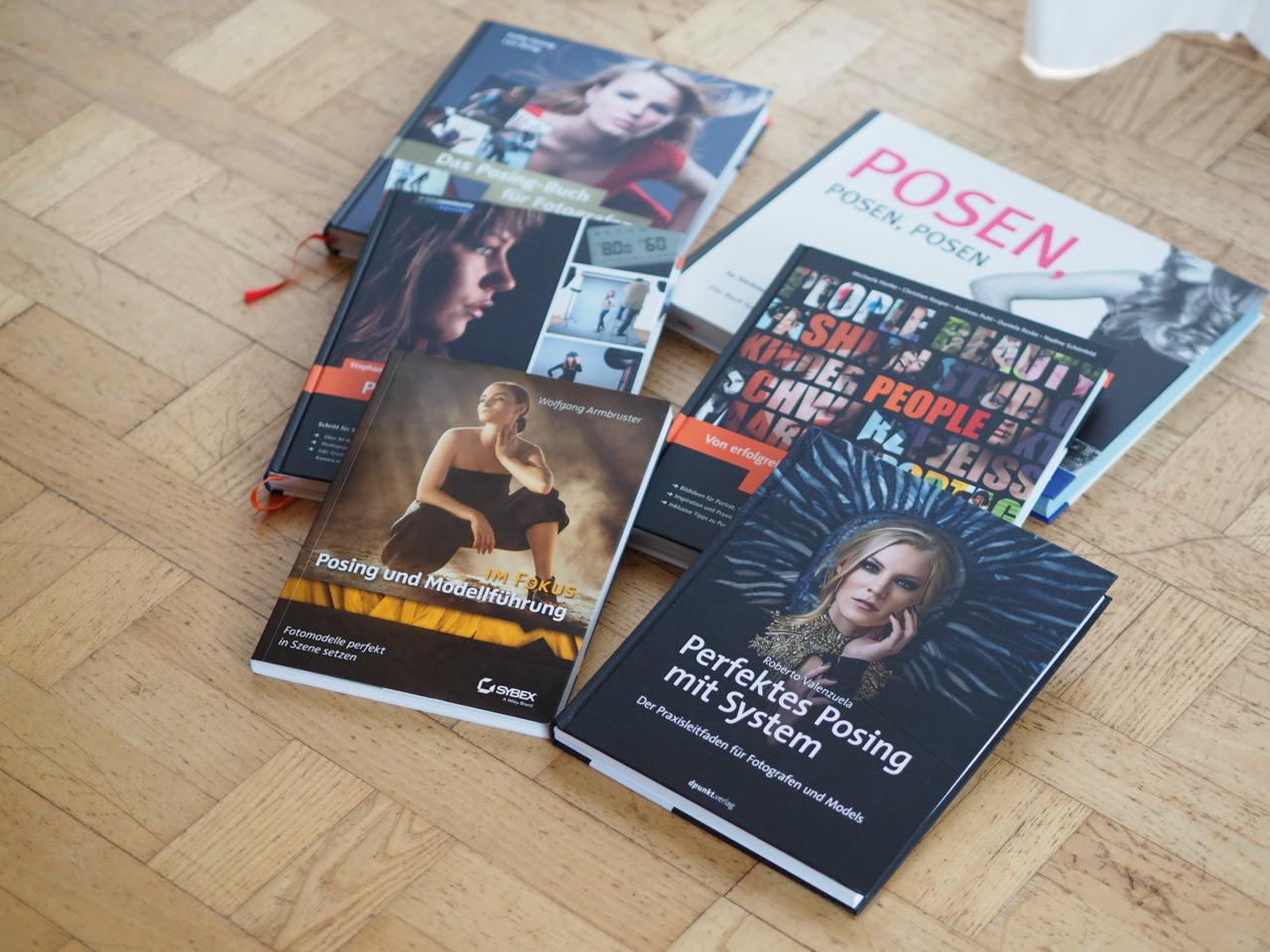 Posing-Bücher