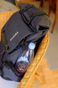 Tasche für Wasser oder Stativ